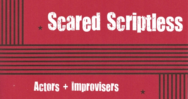 Local actors team up with improvisers to do what they do best. Actors perform scripted material while the improviser makes up the other half.