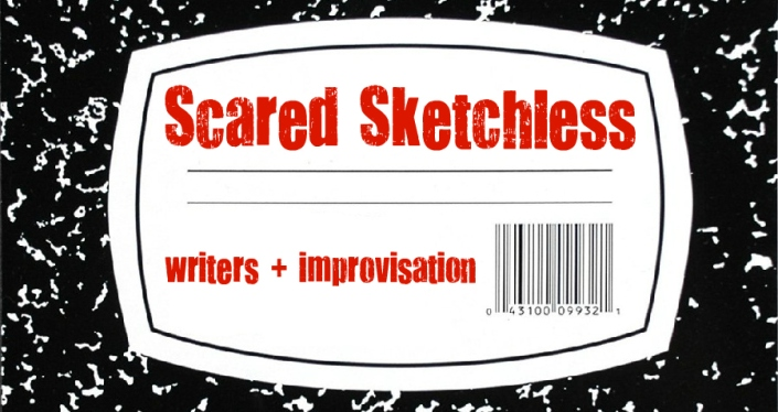 Scared Sketchless
